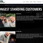 Longest standing customer